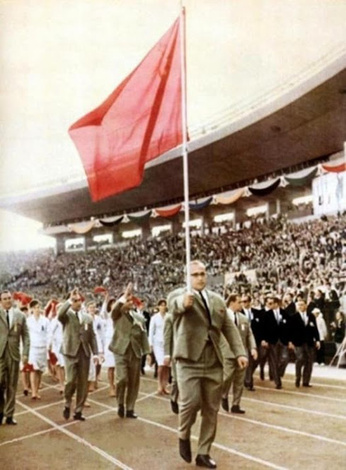 Ο σοβιετικός ολυμπιονίκης από ατσάλι δεν είναι πια εδώ!