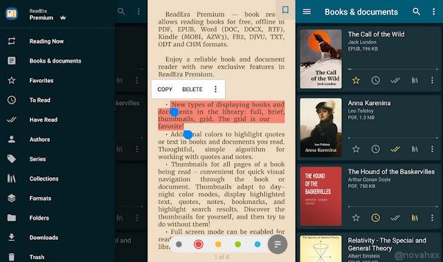 Readera premium