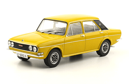 Austin Victoria 1972 coches inolvidables salvat