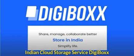 """India's Own Cloud Storage """"Digiboxx"""" Launched By Niti Ayog"""
