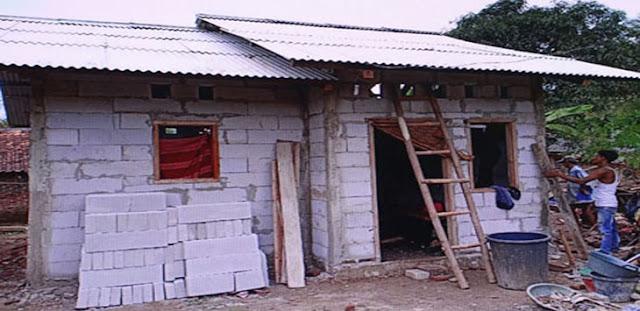 Atasi Kawasan Kumuh, Pemkab Tangerang Geber Pembangunan 1000 Rumah Masyarakat Miskin