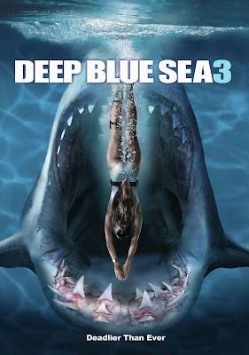 Deep Blue Sea 3 [2020] [DVD R1] [Latino]
