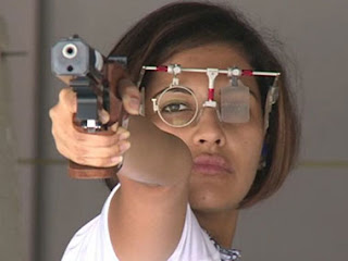 Spotlight: Heena Sidhu Clinches Gold International Shooting Competitions