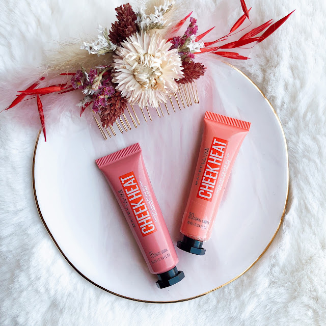 Maybelline Cheek Heat Krem Allık