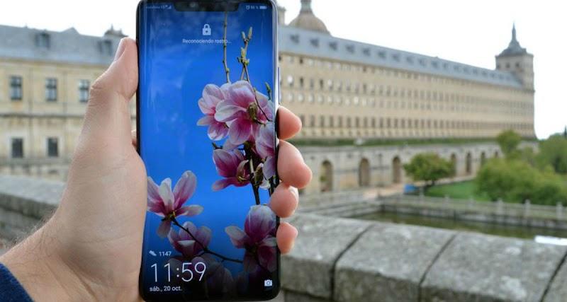"La bomba de Huawei se acerca ... Las imágenes filtradas revelan el secreto de ""Mate 30 Pro"""