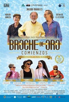 Broche de Oro 2 [2019] [DVD R4] [Latino]