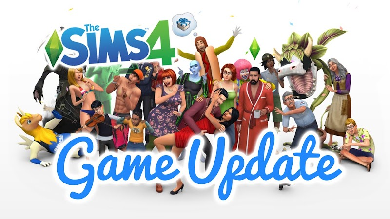 THE SIMS 4 UPDATE GAME V1.42.30.1020