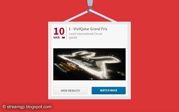 Valentino Rossi gagal naik podium di MotoGP Qatar Qatar MotoGP Full Race, Losail International Circuit 2019