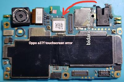 Oppo a37f touchscreen tidak berfungsi no respon