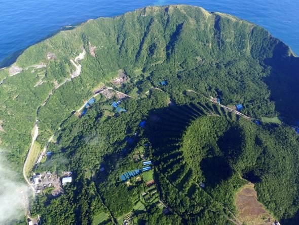 PAVAN MICKEY: Unusual Volcanic Craters