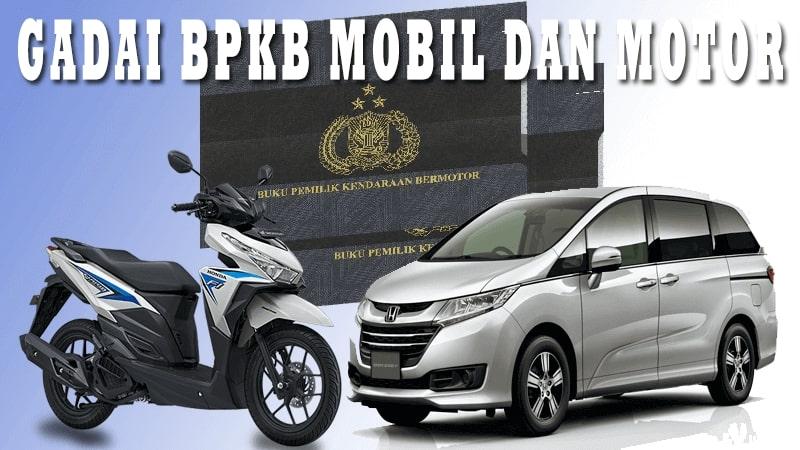 Gadai BPKB daerah Bandung • Angsuran Ringan. Proses Cepat