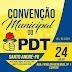 PDT de Santo André realiza convenção no próximo domingo 24