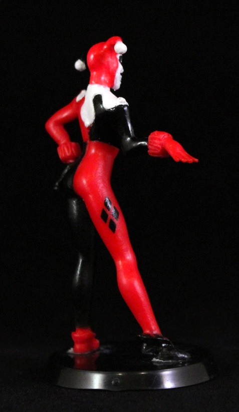 she u0026 39 s fantastic  a collection of small harley quinn figurines