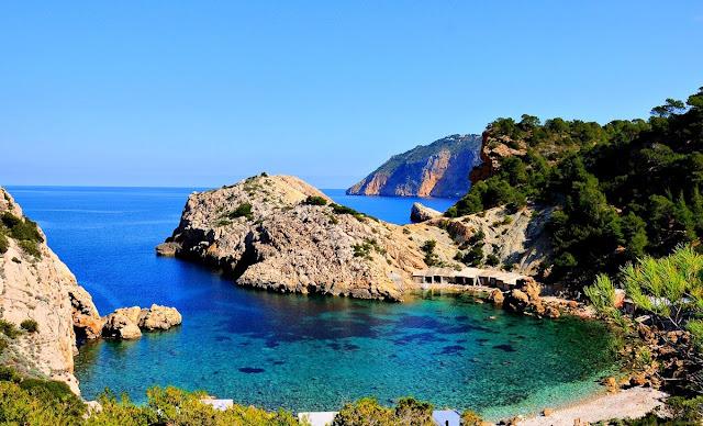 praias de Ibiza