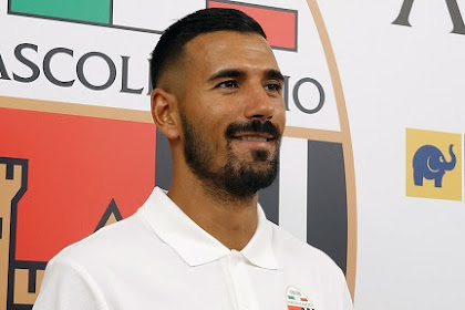 Salvatore D'Elia, Incaran Borneo FC Jebolan Juventus