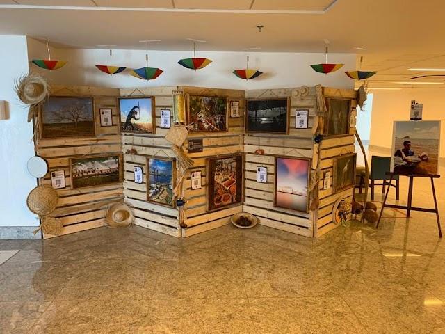 Exposição de obras do Projeto Meu Olhar Sobre Pernambuco está sendo realizada em Recife