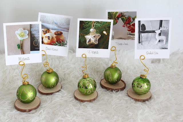 Tischdeko Weihnachten Christrosen Schneerosen Advent DIY Jules kleines Freudenhaus