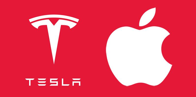 Tesla y Apple