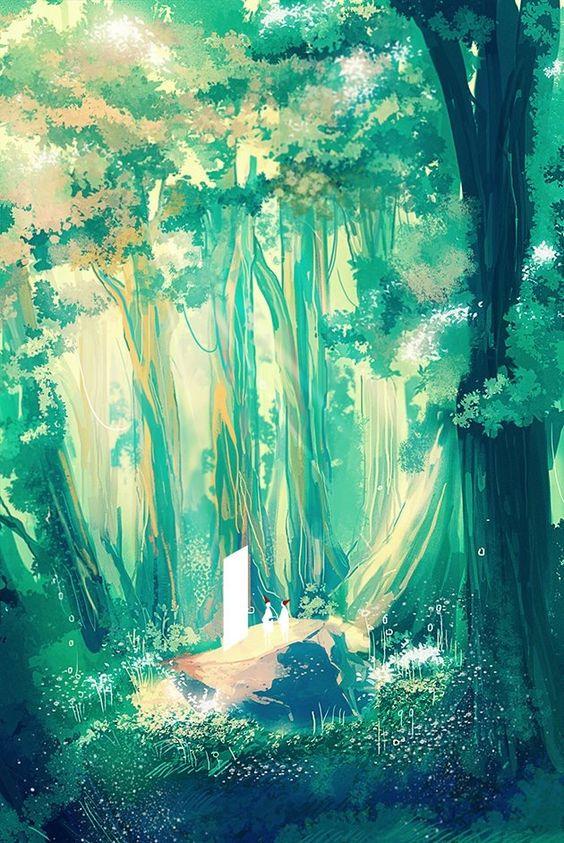 Dark Side Forest