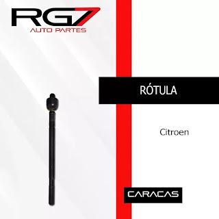 Rotula Citroen C3. Venta de repuestos Peugeot, Volkswagen, Citroen, Centauro, Renault y Chery. En Autopartes RG7 Puedes comprar por internet sin salir de casa. Realizamos entregas a domicilio en toda Venezuela. Compras al por mayor, repuestos nuevos autos Autopartesmercadolibre