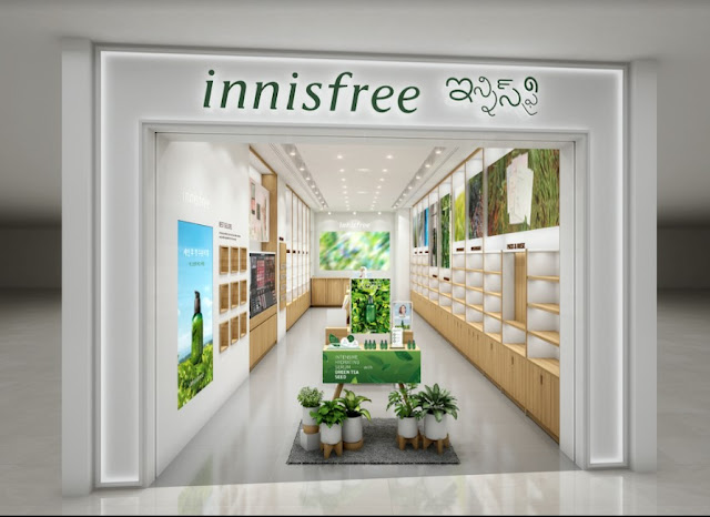 innisfree, Korea's no. 1 beauty brand forays into Hyderabad
