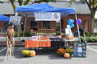 Franklin Downtown Partnership's Largest Harvest Festival - October 5