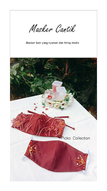 Masker Cantik by Picko Collection