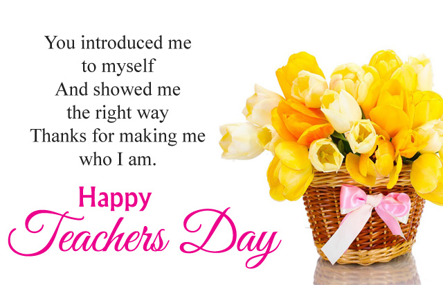 Happy Teachers Day 2019 - Quotes, Wishes & Images