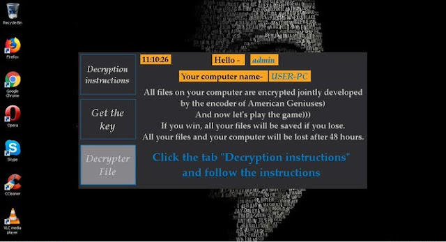 .Crown Ransomware