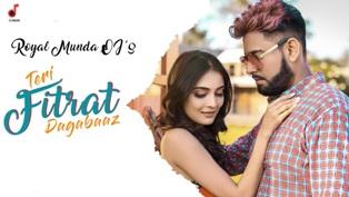 Teri Fitrat Dagabaaz Lyrics - Royal Munda OJ