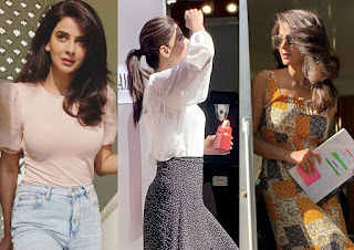 Saba Qamar Stunning New Pictures in Beautiful Outfits