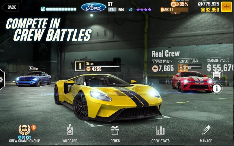 Download CSR Racing 2 Mod Apk 3