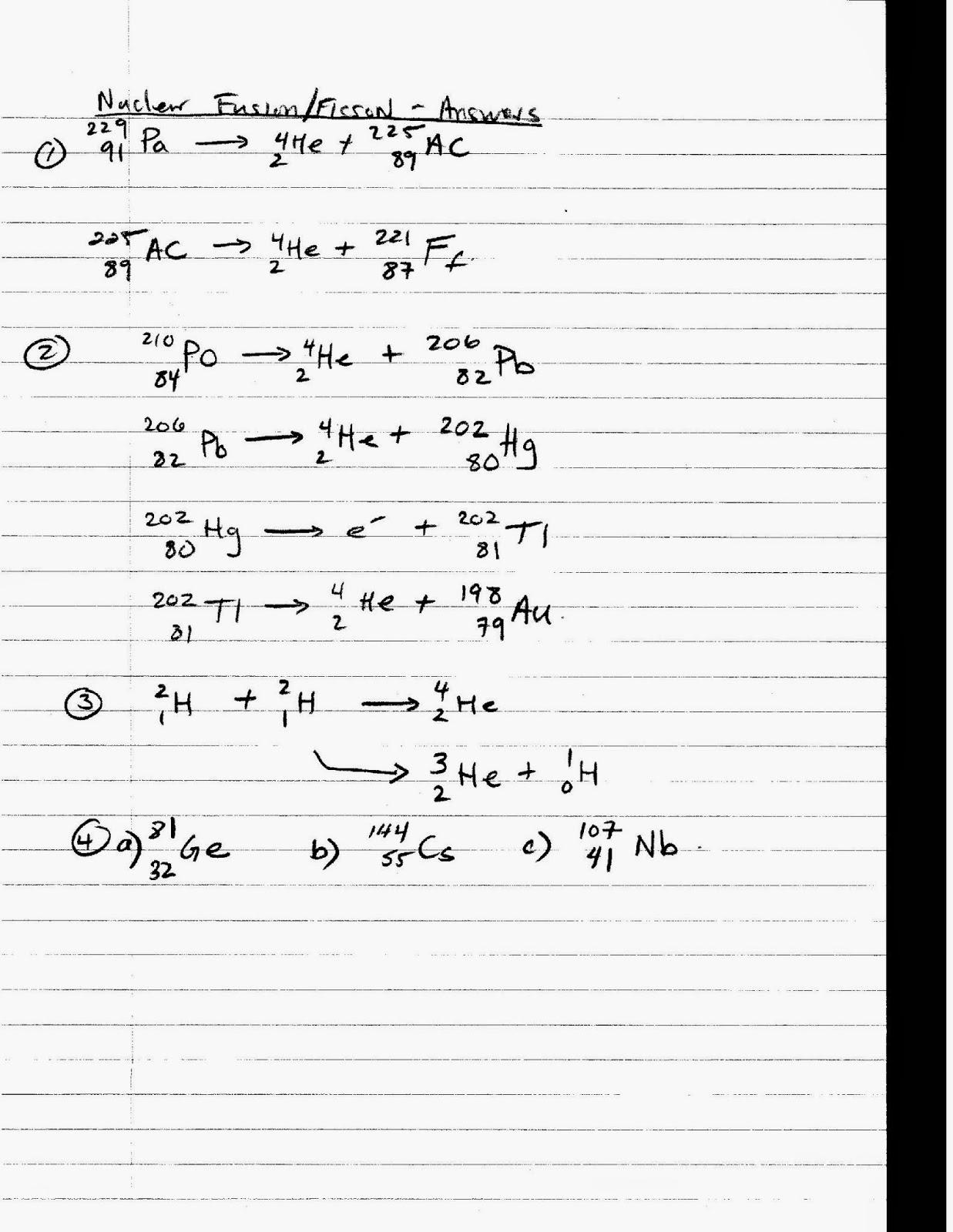 Sph3u1 Answers