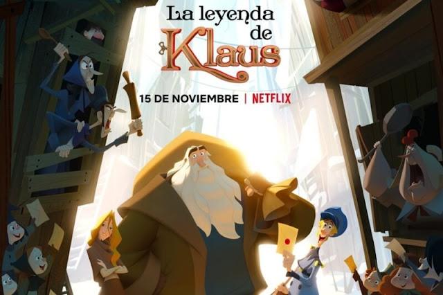 Crítica 'Klaus' (2019), de Sergio Pablos