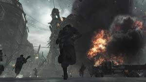Call of Duty: World at War firefight scene