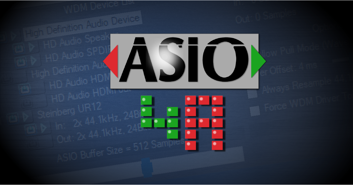 ASIO4ALL - Universal ASIO Driver 32/64bits PT-BR Download