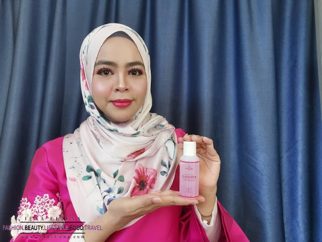 MYLARA GLOWING CLEANSER