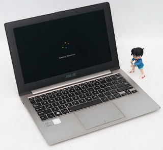 Asus Zenbook UX21A Bekas