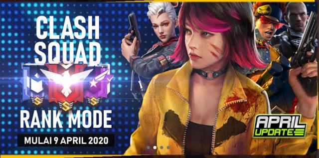 Cara Update Free Fire Wonderland Gameloop April 2020