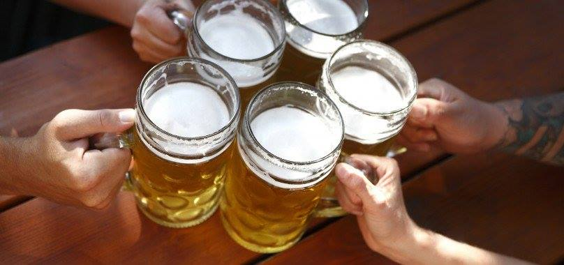 National Drink Beer Day Wishes Images download