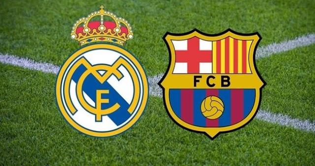 Real Madrid - Barcelona Canlı - Live