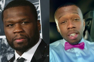 50 Cent son's rappers
