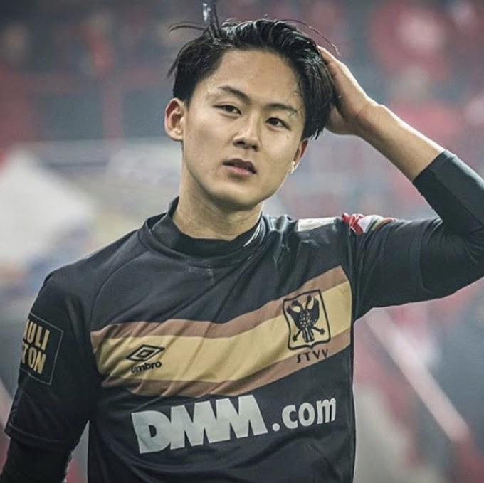 Sint-Truiden's Lee Seung-Woo is back in action