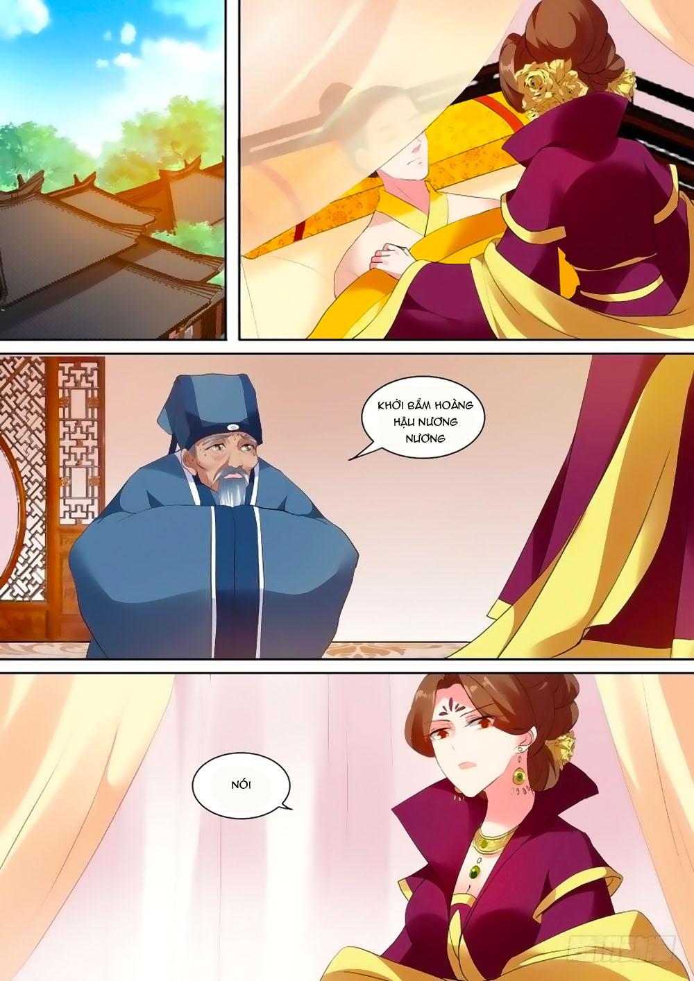 Hệ Thống Chế Tạo Nữ Thần chap 129 - Trang 2