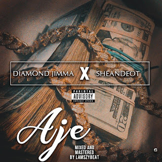 Diamond Jimma X Sheandeot - Aje