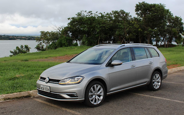 VW Golf Variant Highline 2018