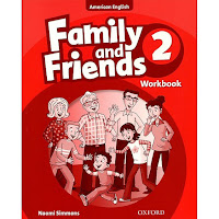 Family and Friends 2 - Work Book