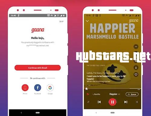Download Gaana Music MOD APK v8.24.1 (Plus Unlocked, No Ads) 2021