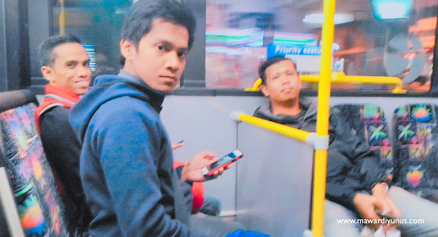 Bus to fremantle