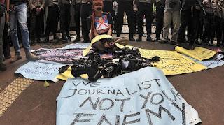 Indonesia: 11 Wartawan Tewas, Kekerasan Naik, Papua Tertutup